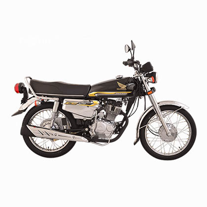 Honda-CG125-Self-Black