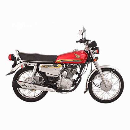 Honda-CG125-Self-Red